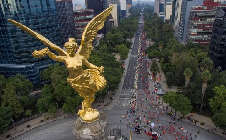 Se realizará operativo especial por XXXVII Maratón de la CDMX