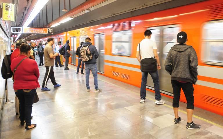 Si algo me pasa en el Metro… ¿tengo seguro?