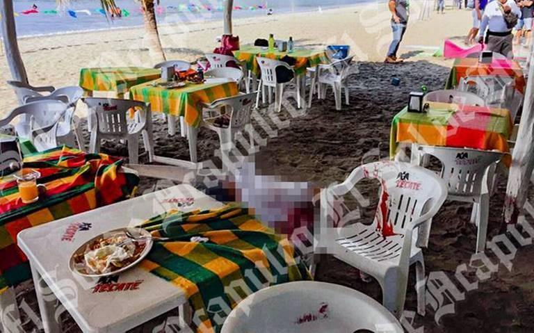 Asesinan a director de Espectáculos del Ayuntamiento de Zihuatanejo