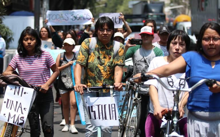Mujeres alistan marcha en Ecatepec contra violencia y feminicidios