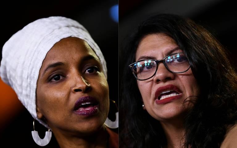 Presión de Trump surte efecto e Israel veta a congresistas musulmanas