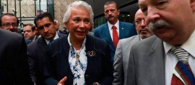 Estoy más firme que nunca en Segob: Olga Sánchez Cordero