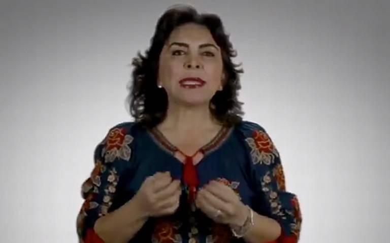 Ivonne Ortega renuncia al PRI tras 29 años de militancia