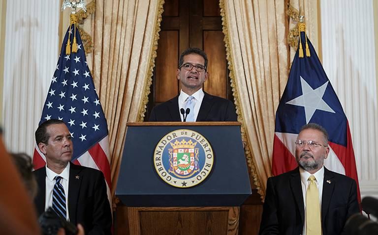 Nuevo gobernador de Puerto Rico debe dejar el cargo: Tribunal