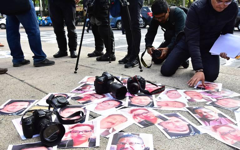 PRD exige medidas extraordinarias para la protección a periodistas