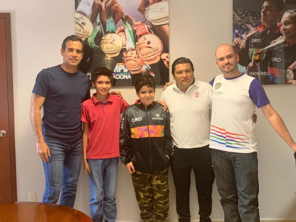 Queretanos ganan 2 medallas de oro en Nacional de Ajedrez