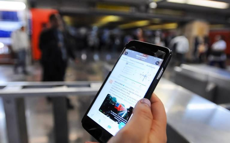 Paga el Metro 10 mdp por redes sociales