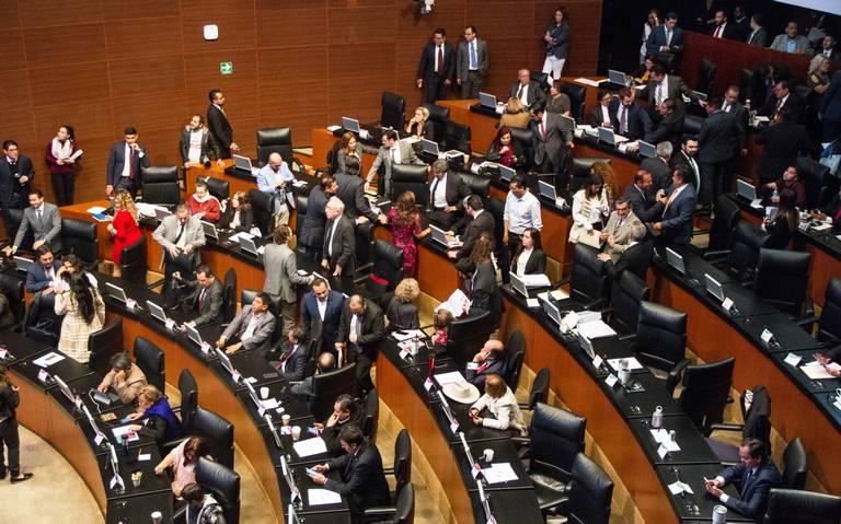 Reducción de partida presupuestal debe hacerse sin presiones de nadie: Senado