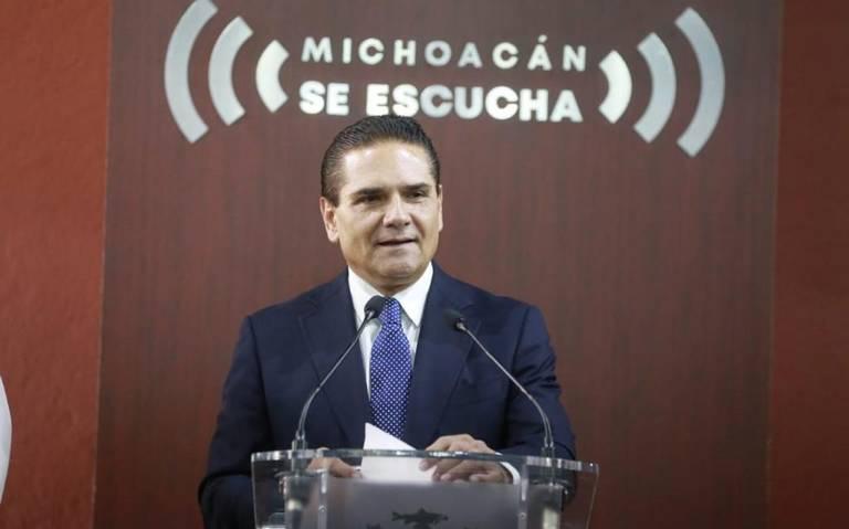 Aquí no hay autodefensas: Silvano Aureoles critica estrategia de seguridad en Michoacán