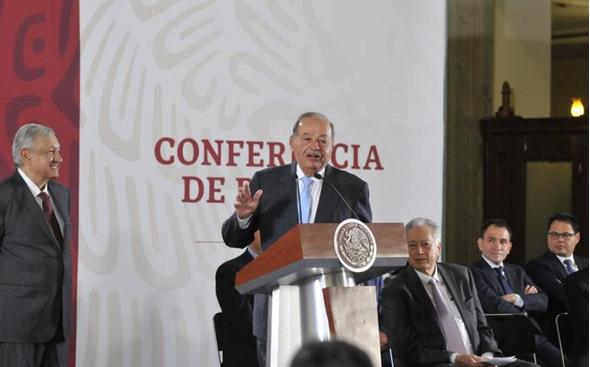 México no crecerá al 2%, pero es intrascendente, dice Slim