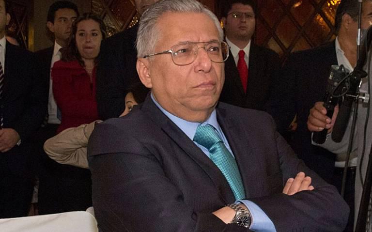 Dan suspensión provisional contra orden de captura a ex colaborador de Rosario Robles
