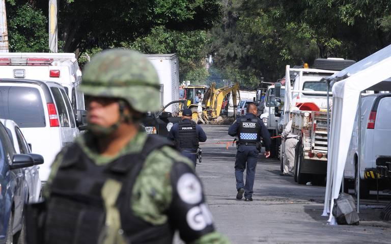 Guardia Nacional combate también a los chupaductos