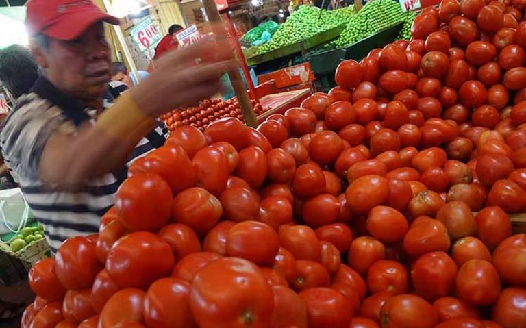 Tomateros mexicanos alcanzan acuerdo con EU