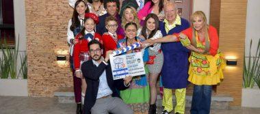 Una familia de diez regresa a la televisión con mucha diversión