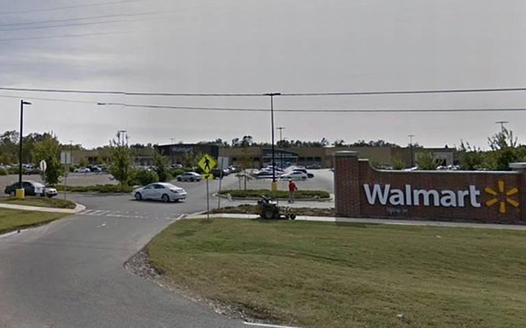Tiroteo en Walmart de Luisiana deja al menos un herido