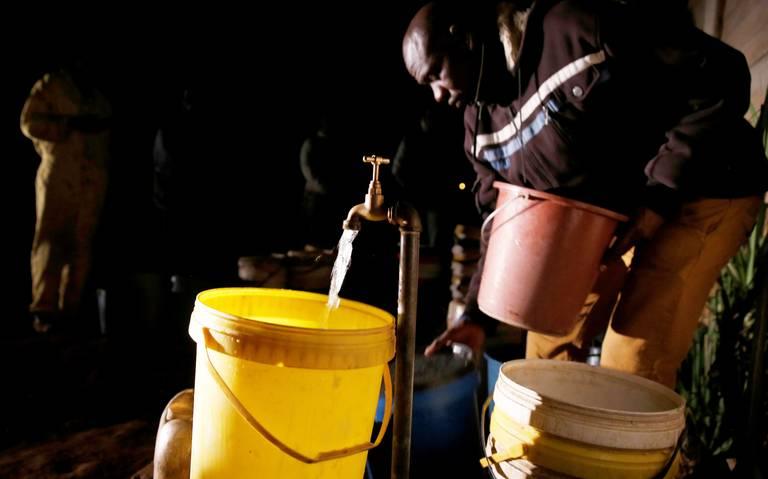 """Cerca del """"Día cero"""", se quedarán sin agua 17 naciones"""