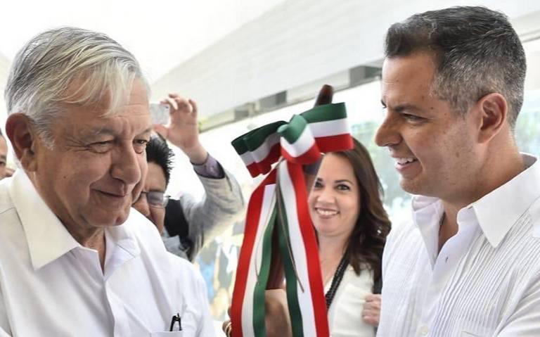 Presenta AMLO el Pacto Oaxaca, una estrategia para mejorar el Sureste