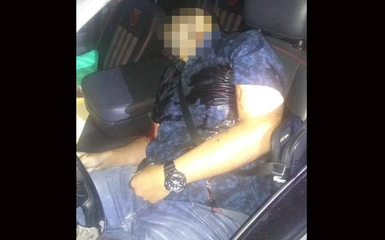 Ráfaga de balazos mató a hombre en Nezahualcóyotl