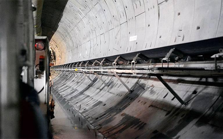 Conagua sancionará a empresas constructoras de Túnel Emisor Oriente