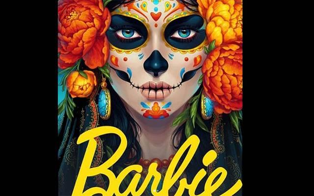 ¡Barbie se viste de Catrina! Lanzan edición especial de Día de Muertos
