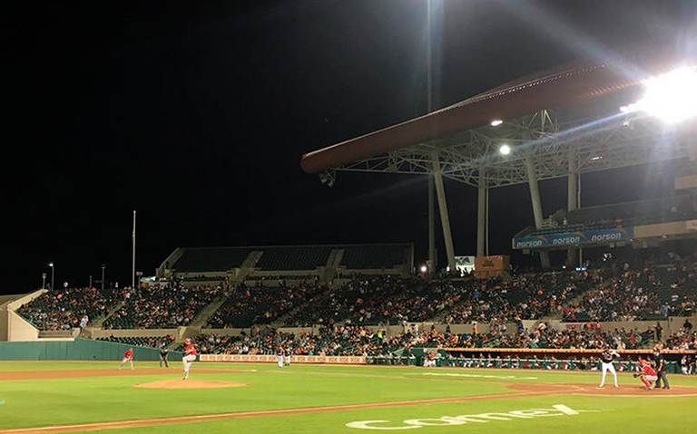 Hacienda liberará fondos para estadios en Sonora: AMLO