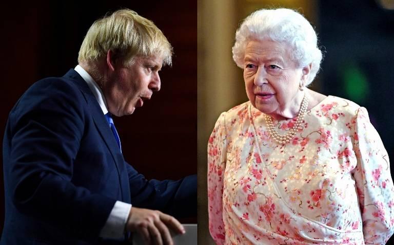 La reina Isabel II aprueba formalmente la suspensión del Parlamento