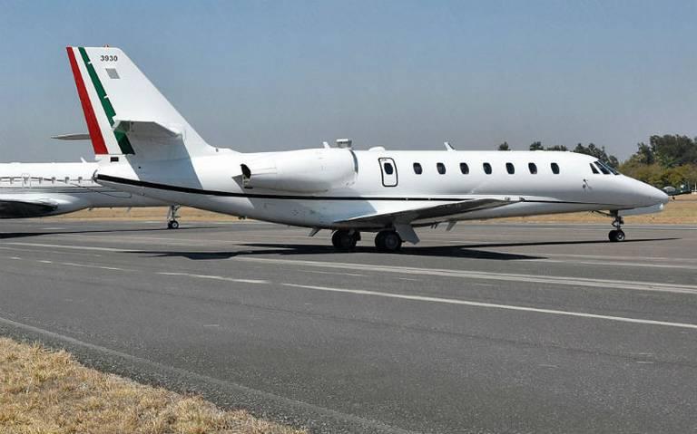 De avión contra el huachicoleo a taxi aéreo: Ellos fueron sus pasajeros