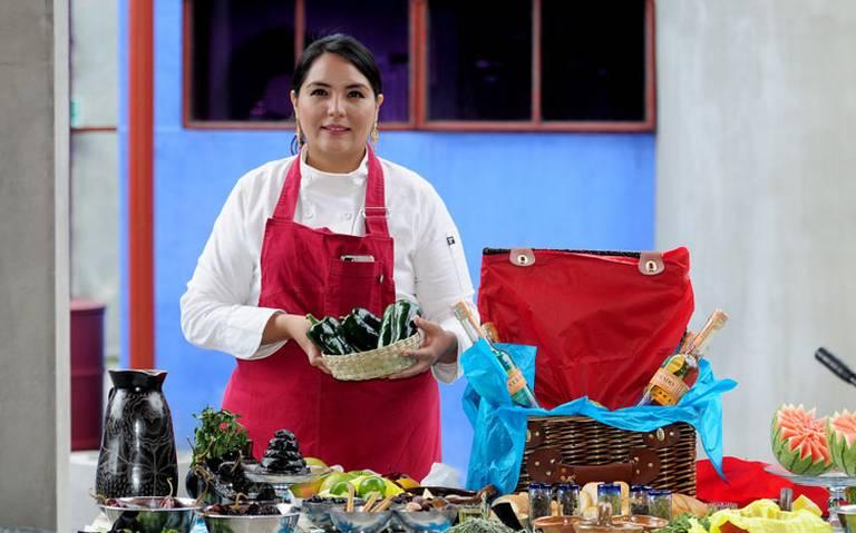 Diana Payán regresa el tiempo y recrea el menú de la boda de Frida y Diego