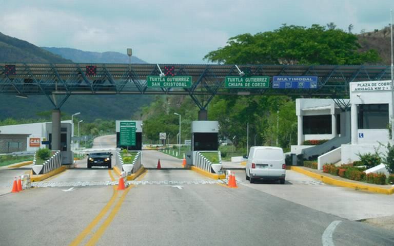 Ampliarán autopista Tuxtla-SCLC
