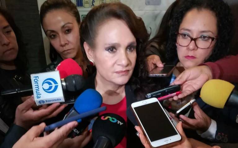Dolores Padierna deja en manos del Poder Judicial caso de su sobrino
