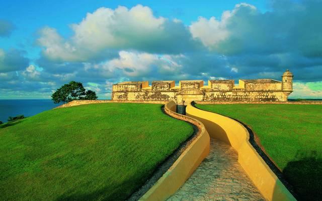 Muros que son legado en Campeche