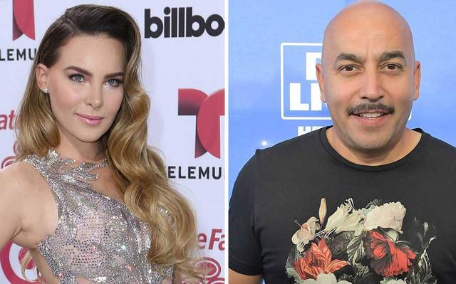 ¿Sí hay amor? Captan a Lupillo Rivera con tatuaje del rostro de Belinda