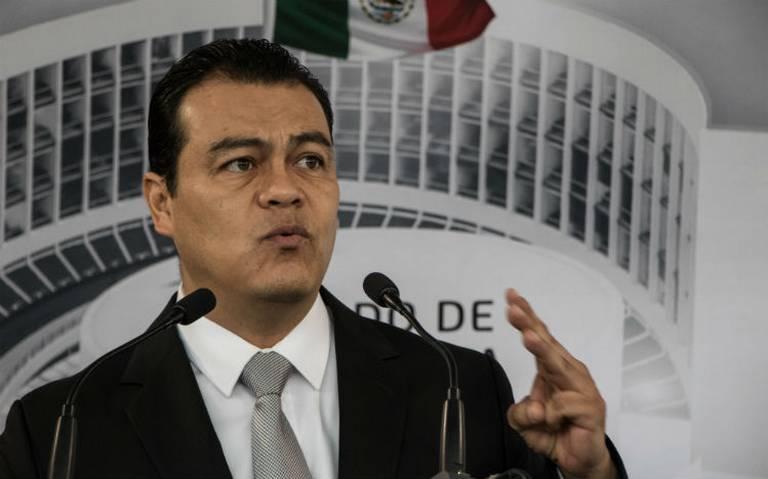 """Movimiento Ciudadano a la """"caza"""" de Juan Zepeda tras su renuncia al PRD"""