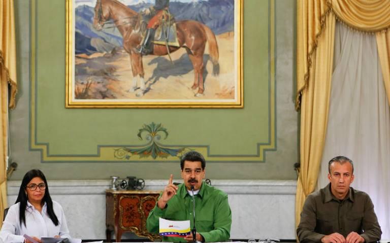 EU acusa a Maduro de fomentar regreso de las FARC