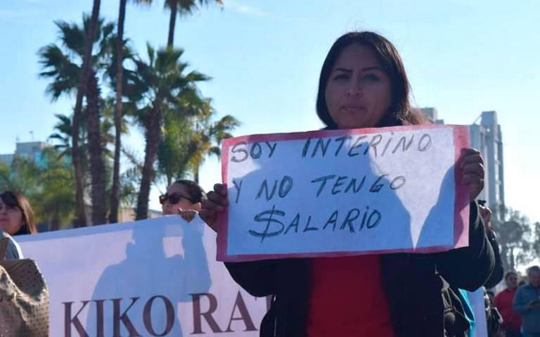 Gobernadores de Zacatecas y Michoacán buscan calmar a sus docentes