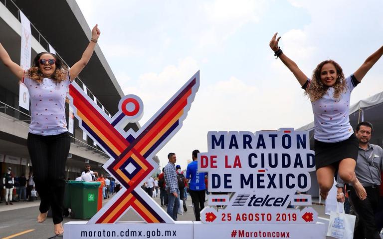 Aquí los cierres de vialidades y horarios de transporte por Maratón en CDMX