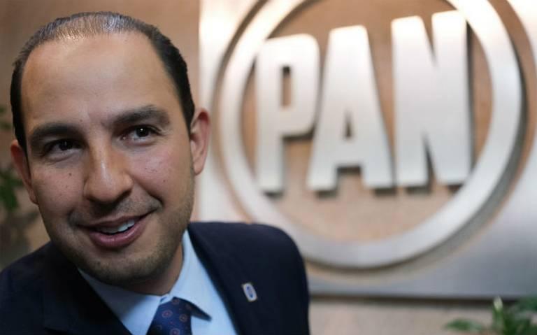 Gobierno federal rebasado y sin estrategia contra la violencia: Marko Cortés
