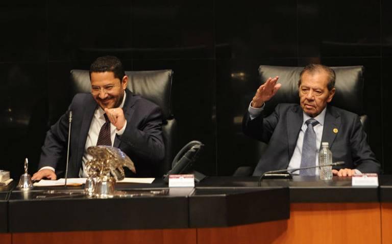 Batres descarta postularse a presidencia de Mesa Directiva sin apoyo de Morena