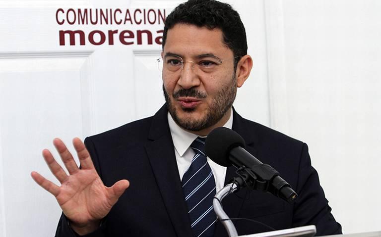 Se cometieron irregularidades electorales en el proceso interno parlamentario de Morena