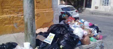 Van contra comerciantes que tiran basura en Mazatlán