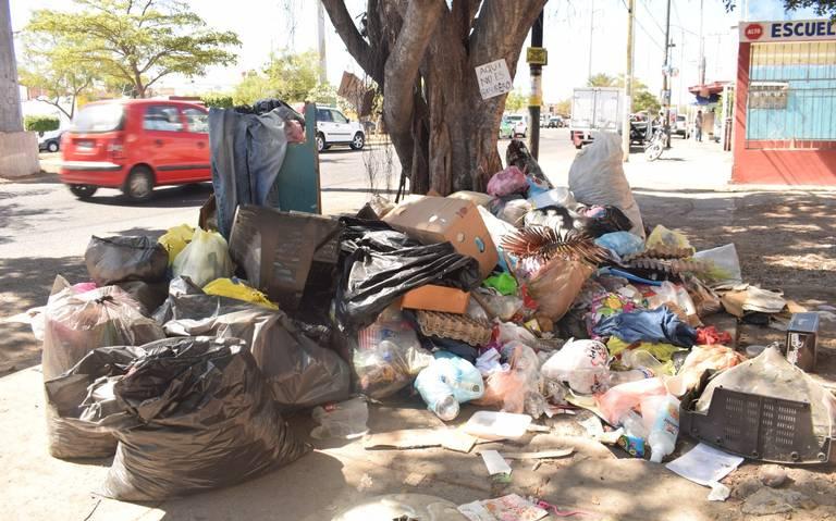 Sobrepasa generación de basura al municipio de Mazatlán