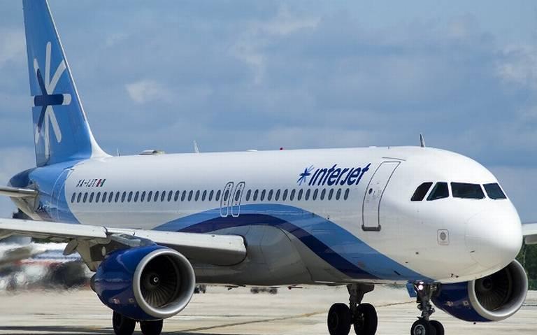 Cancelaciones de aerolínea Interjet afectan llegada de turistas a Mazatlán