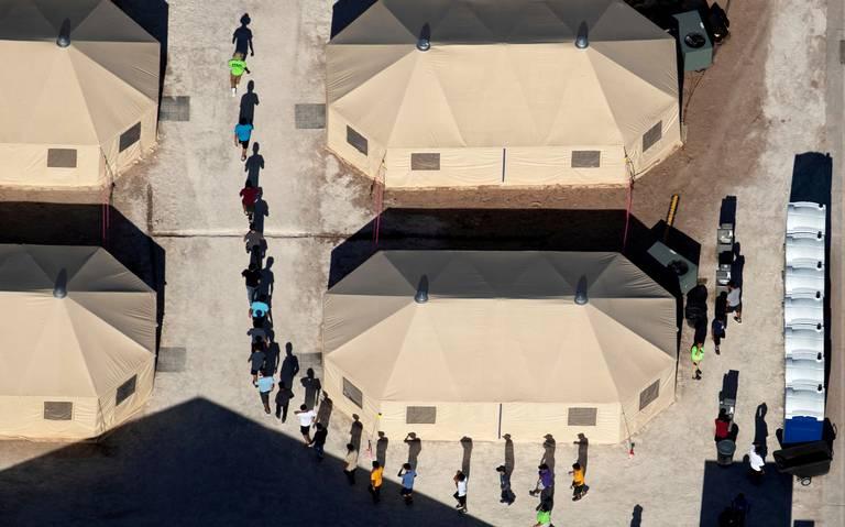 Estados se lanzan contra Trump, presentan demandan por menores detenidos