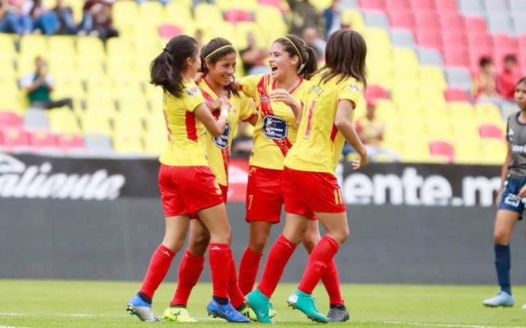 La monarquía se impuso en casa al Atlético San Luis en la Liga Femenil MX