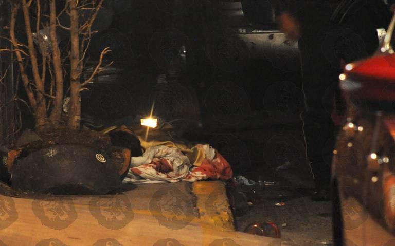 Asesinan a punta de balazos a menor de edad en Iztapalapa