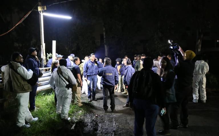 Hallan colgados más de 12 cuerpos en Uruapan, Michoacán
