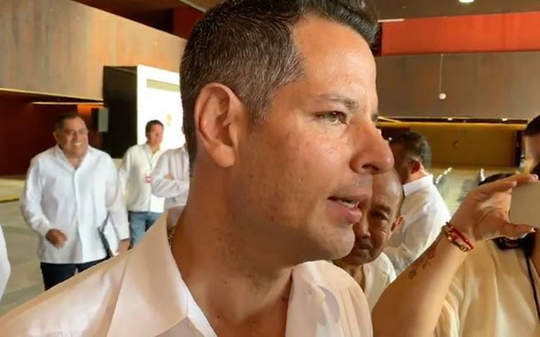 Pacto Oaxaca, oportunidad para cerrar brecha de desarrollo: Alejandro Murat