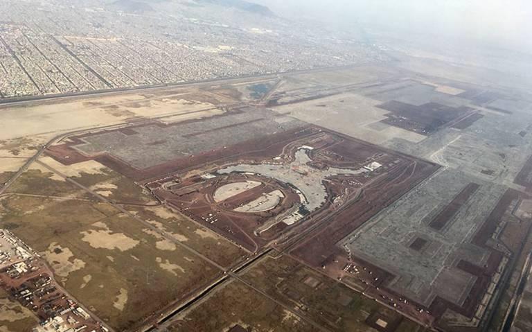 Grupo Aeroportuario liquida dos contratos más del NAIM