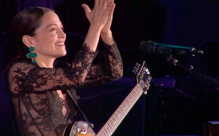 Natalia Lafourcade fusionará mariachi y orquesta en nuevo show