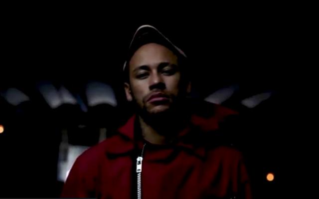 Ni al Barça ni al PSG, Neymar se une a La casa de papel
